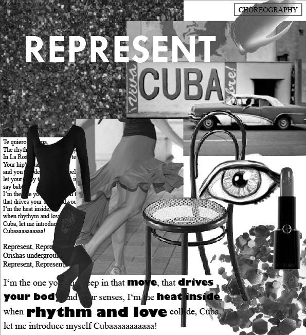 Kurz P19LS/14 - Flirt dance /REPRESENT CUBA/