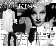 Kurz S19LS/14 - Flirt dance /GOODNIGHT KISS/