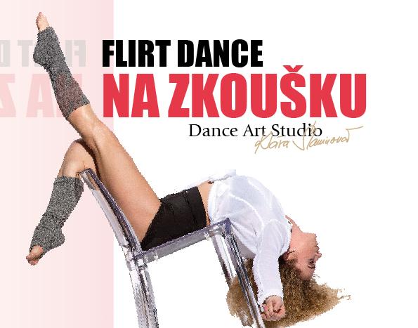 Flirt dance NA ZKOUŠKU