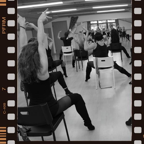 Víkend s Flirt dance - OSTRUŽNÁ - listopad/2014