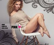 KURZ S19ZS/2015 - Flirt dance /PINK/