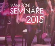 Vánoční semináře 2015