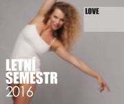 KURZ P19ZS/2016 – Flirt dance /LOVE/