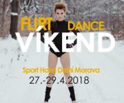 FLIRT DANCE VÍKEND – Dolní Morava I.2018